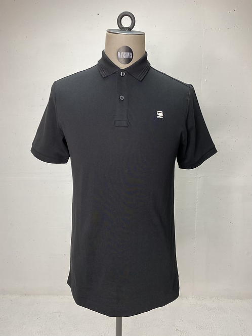 G-Star Piqué Polo Black