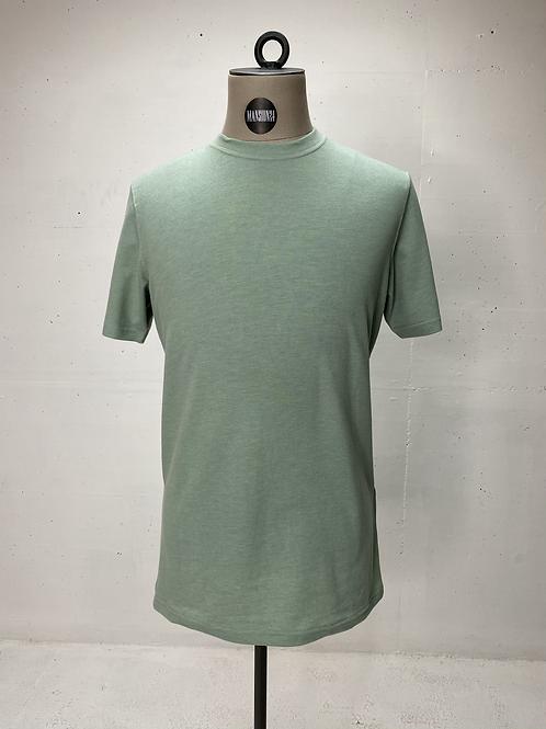 DENHAM Soft Knit T Green Bay