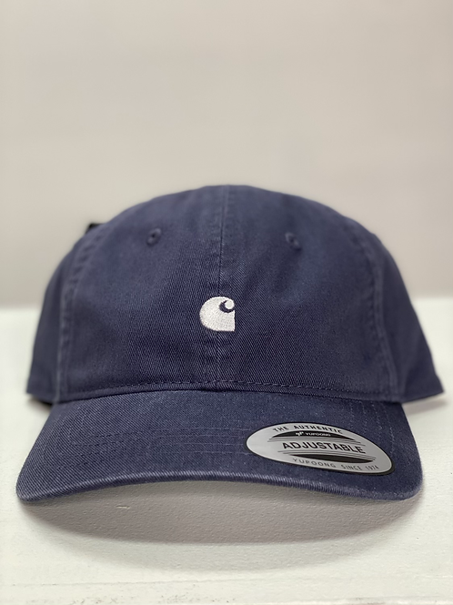 Carhartt Classic Logo Cap Navy
