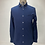 Thumbnail: DENHAM Knitted Shirt Blue
