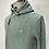 Thumbnail: Koll3kt Lyocel Hooded Sweat Green Slate