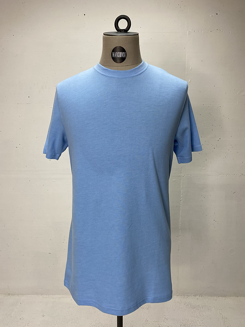DENHAM Soft Knit T Dusk Blue