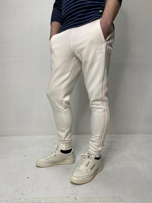 Adidas Originals Jogging Pant Off White