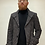 Thumbnail: Drykorn Woolen Coat Black Rice
