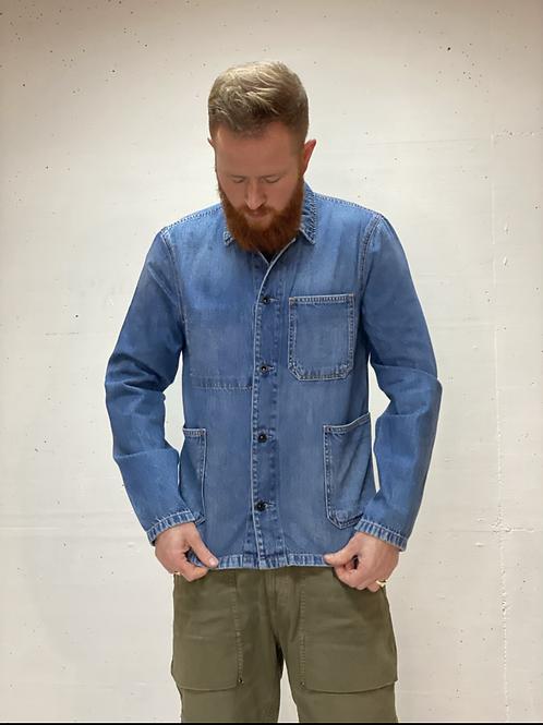 Denham Mao Jeans Jacket
