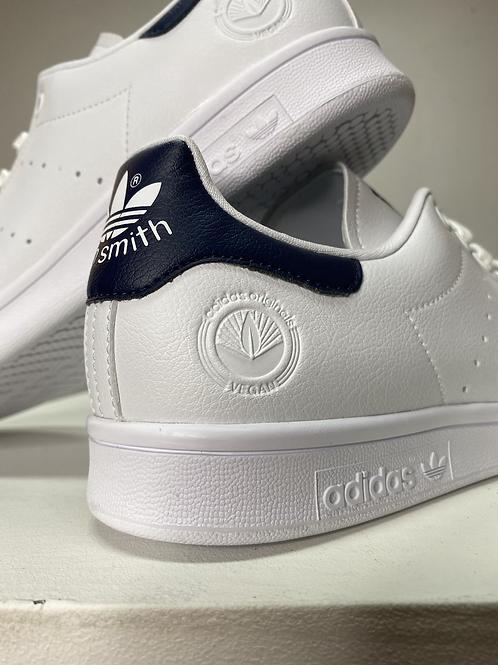 Adidas Stan Smith Vegan White/Navy