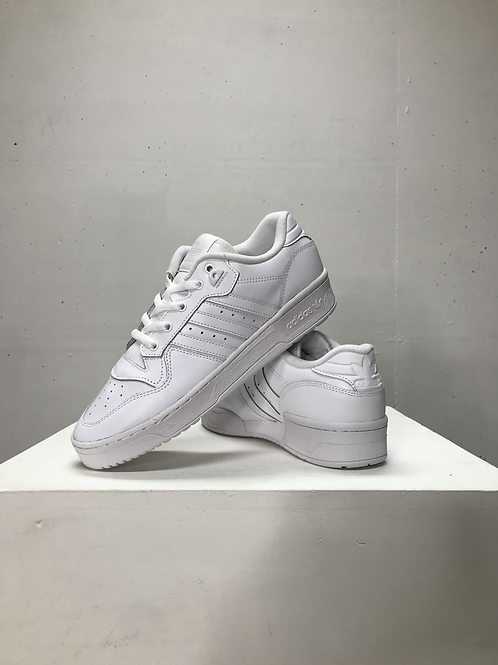 Adidas Rivalry Low White