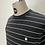 Thumbnail: Carhartt S/S Stripe T Black