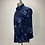 Thumbnail: Drykorn AOP Print Shirt Navy