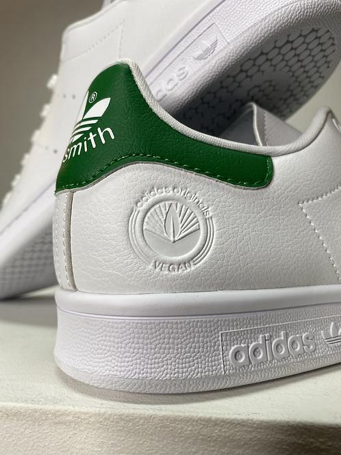 Adidas Stan Smith Vegan White/Green