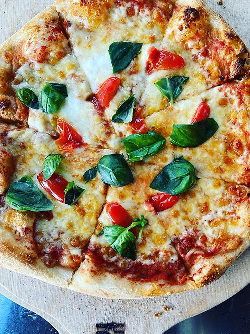 Weekspecial: Pizza Caprese