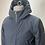 Thumbnail: Elvine Hooded Long Jacket Navy