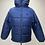 Thumbnail: Adidas Hooded Puffer Jacket Blue