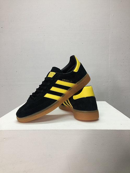 Adidas Spezial Black | Yellow