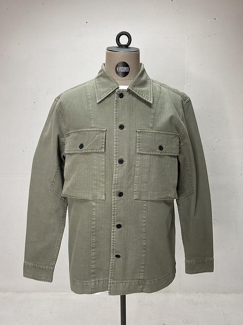 DENHAM Heavy Pocket Shirt