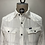Thumbnail: G-Star Slub Check Shirt Off White
