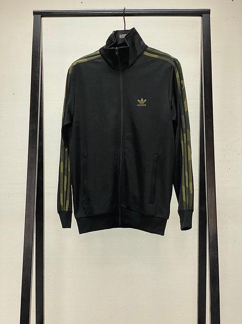Adidas Track Top Camo Stripe