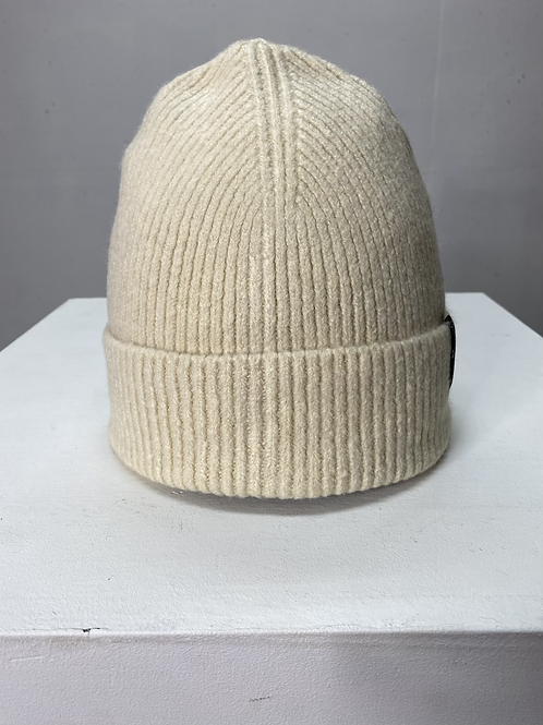 Scotch & Soda Off White Beanie