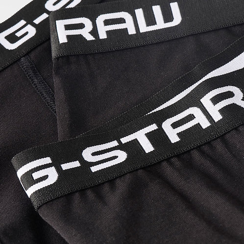 G-Star 3-Pack Boxer Black