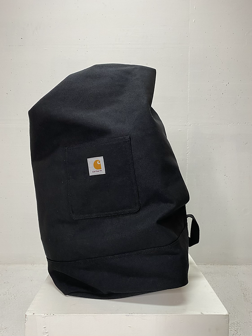 Carhartt Canvas Duffle Bag Black