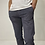 Thumbnail: Drykorn Stretch Pants Navy/Grey