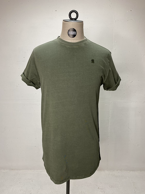 G-Star Roll Up T Army