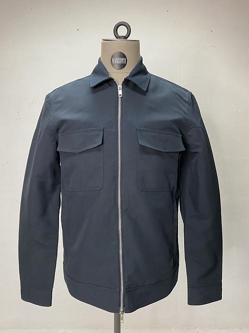 Elvine Pocket Jacket Dark Night