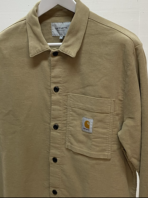 Carhartt L/S Moleskin Shirt Sand
