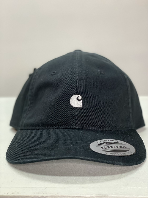 Carhartt Classic Logo Cap Black