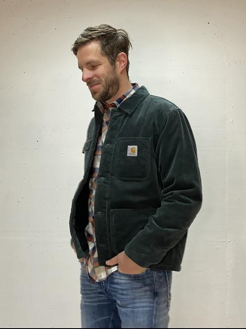 Carhartt Ribcord Coat Dk. Teal