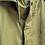 Thumbnail: Elvine Hooded Jacket Dk. Olive