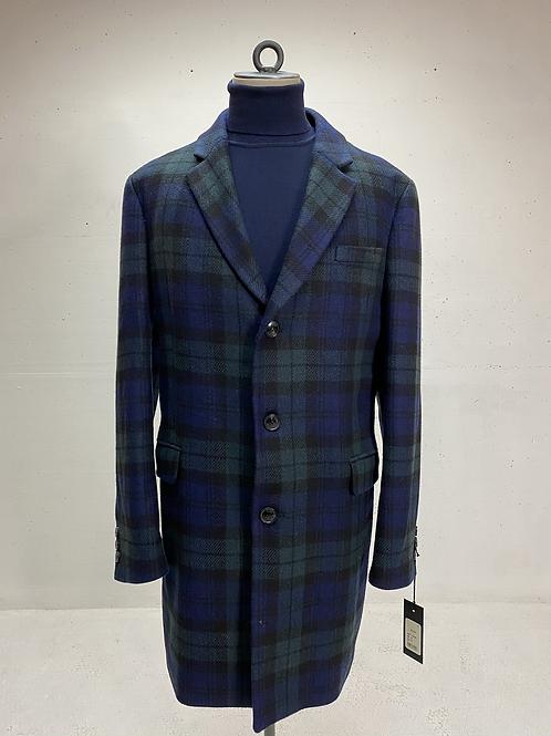 Drykorn Woolen Coat Blackwatch Check