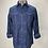 Thumbnail: G-Star Slub Check Shirt Navy