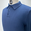 Thumbnail: DENHAM Knitted Polo Navy