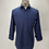Thumbnail: Drykorn Dressed Stretch Shirt Navy