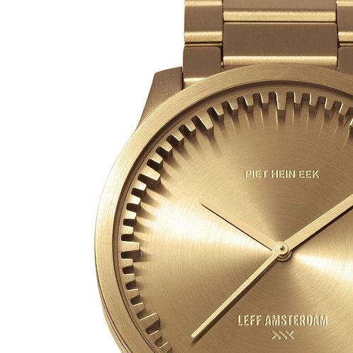 Leff Amsterdam Tube Watch S42 Brass