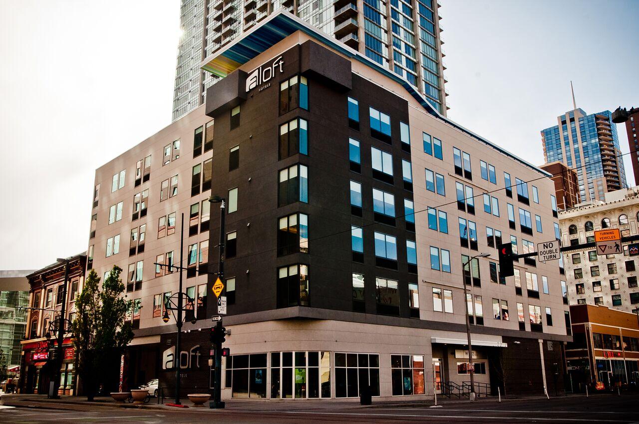 |Aloft Hotel|