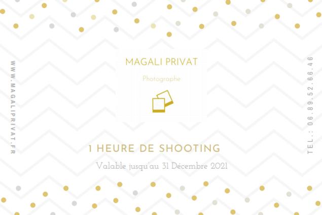 Carte cadeau Magali PRIVAT