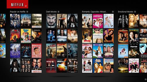 NETFLIX popular shows-TETRA TEQNIX