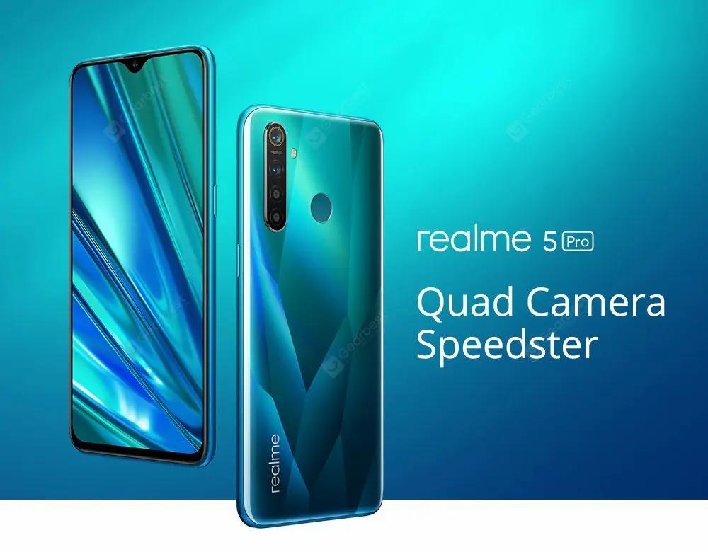 Realme 5 pro New Update Tetra Teqnix
