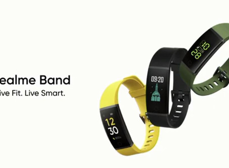 Realme Band can now locate and ring paired phone, other features coming out soon