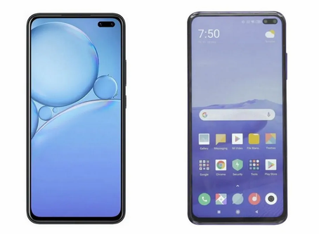 Vivo V19 vs Poco X2 Comparison in India