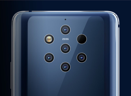 Nokia 9 PureView New Android Update Rolled Out