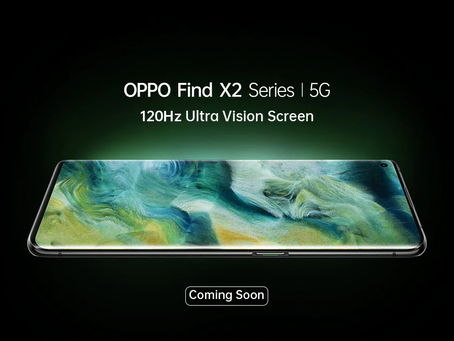 Oppo Find X2 Series To launch in India, company anounces
