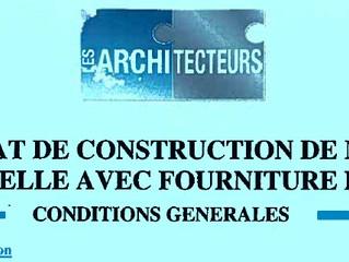 Construction et clauses abusives #architecteurs