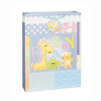 Bag Gift Large Baby Animals
