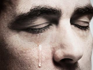 Homens não choram... Será?