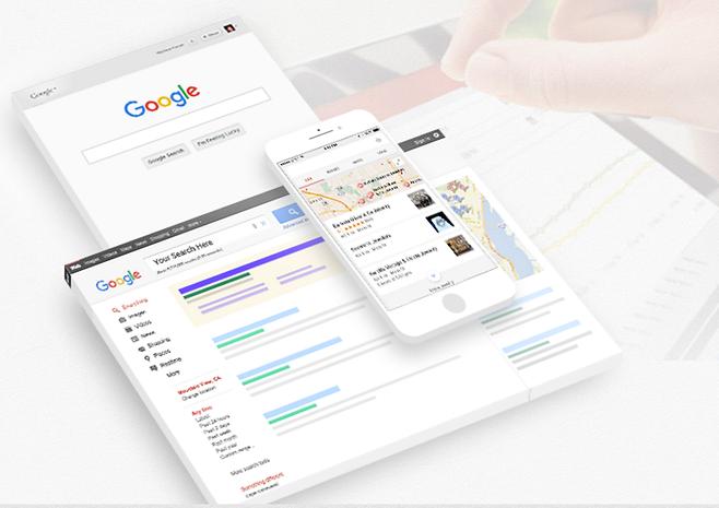 google search platform beyond marketing
