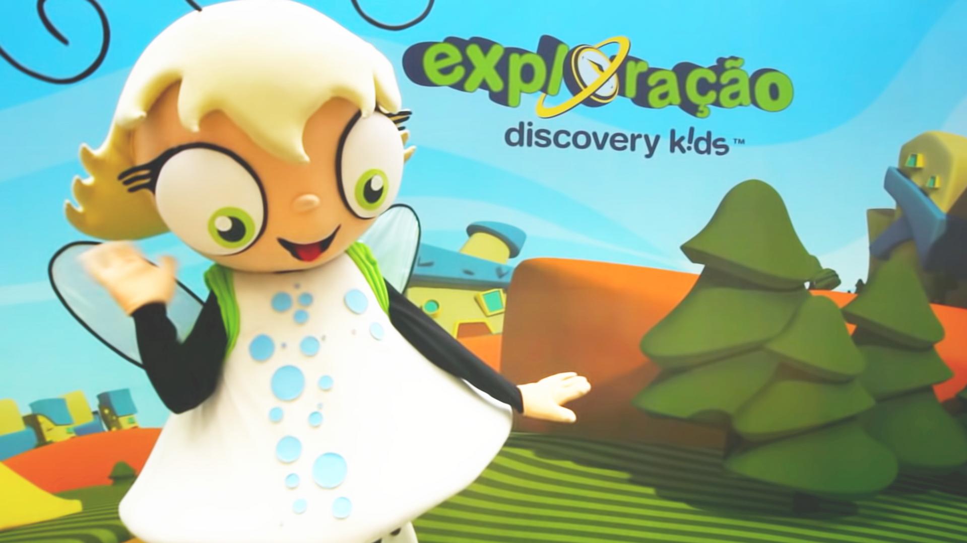 Exploração Discovery Kids