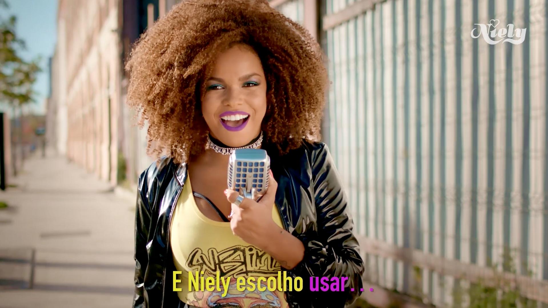Clip Niely Diva de Cachos